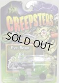 CREEPSTERS 【EYE-BEAM】 with CD-ROM