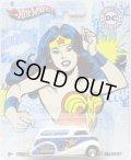 2011 NOSTALGIC BRANDS - DC COMICS 【DECO DELIVERY】 WHITE/RR (WONDER WOMAN)