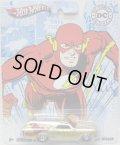 2011 NOSTALGIC BRANDS - DC COMICS 【'70 CHEVELLE SS WAGON】 GOLD/RR (THE FLASH)