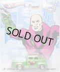 2011 NOSTALGIC BRANDS - DC COMICS 【'50s CHEVY TRUCK】 MET.GREEN/RR (LEX LUTHOR)