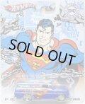 2011 NOSTALGIC BRANDS - DC COMICS 【'64 GMC PANEL】 BLUE/RR (SUPERMAN)