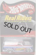 2011 RLC REAL RIDERS 【'64 GMC PANEL】 SPEC.RED-BLUE/RR