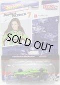 2011 IZOD INDY CAR SERIES 【DANICA PATRICK/ANDRETTI AUTO SPORT】 GREEN/RR
