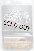 DAIRY COLLECTORS.COM MEMBERSHIP EXCLUSIVE 【DIECAST SPACE DAIRY DELIVERY】 MET.BROWN/5SP (カスタム品です)