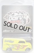 DAIRY COLLECTORS.COM MEMBERSHIP EXCLUSIVE 【DIECAST SPACE DAIRY DELIVERY】 YELLOW/PR5 (カスタム品です)