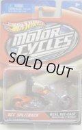2012 MOTOR CYCLES 【OCC SPLITBACK】 ORANGE