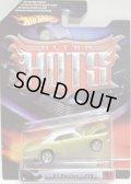 2007 ULTRA HOTS 【'67 PONTIAC GTO】 GOLD-WHITE/RR