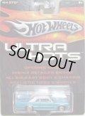 2006 ULTRA HOTS 【'64 GTO】 MET.LT.BLUE-WHITE/RR