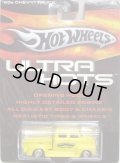 2006 ULTRA HOTS 【'50s CHEVY TRUCK】 YELLOW/RR