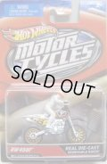 2012 MOTOR CYCLES 【HW 450F】 WHITE (TEAM HOT WHEELS)
