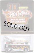 26th Annual Convention 【VW DRAG BUS】 BLACK-WHITE/RR (2000台限定)(DINNER CAR)