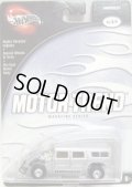 2003 PREFERRED - MOTOR TREND MAGAZINE 【HUMMER】 SILVER/RR