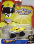 2013 POWER RANGERS 【YELLOW RANGER TIGER ZORD】 YELLOW