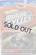 2012 MOTOR CYCLES 【BLAST LANE】 LT.GREEN