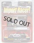 2004 JADA IMPORT RACER! 【TOYOTA MR-2 SPYDER】 SILVER-BLACK
