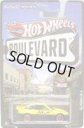 2013 HW BOULEVARD 【'85 HONDA CR-X】 YELLOW/RR