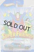 2013 KROGER EXCLUSIVE SUPERMAN  【'65 PONTIAC GTO】 MET.BLUE/MC5