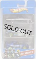 2013 HOT WHEELS 3 【'65 FORD RANCHERO(EX)/'08 FORD FOCUS/HONDA S2000】