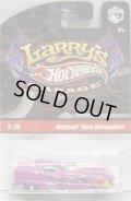 2009 LARRY'S GARAGE 【METRORAIL NASH METROPOLITAN】 PINK/RR