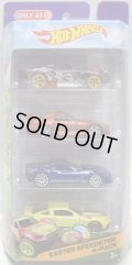 2014 TARGET EXCLUSIVE 【EASTER SPEEDSTER 4PACK】 (INCLUDED HONDA S2000)