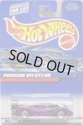 【PORSCHE 911 GT1-98】 PURPLE/LACE (WHITE TAMPO)
