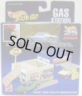 1995 STO & GO - GAS STATION 【車種不明】 BLUE