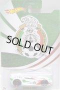 2014 TEAM MEXICO EDITION 【SCOOPA DI FUEGO】 WHITE/PR5 (KROGER EXCLUSIVE CARD)
