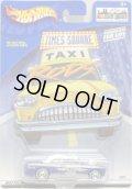 2002 TOYS 'R' US EXCLUSIVE - TAXI RODS 【SHOE BOX】 BLUE/RR