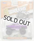 2013 JADA BIGTIME 4WHEELIN' 【2003 DODGE RAM】 PURPLE/RR