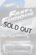 "2014 WALMART EXCLUSIVE ""FAST & FURIOUS"" 【'08 DODGE CHALLENGER SRT8】 BLACK/PR5"