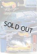 2000 HOT WHEELS RACING HYDROPLANE SERIES【#4 TEAM KODAK MAX FILM】 YELLOW