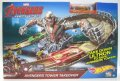 2015 HW MARVEL AVENGERS AGE O ULTRON 【AVENGERS TOWER TAKEOVER】 included IRON MAN CAR