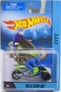 2014 MOTOR CYCLES 【TRI & STOP ME】 LT.GREEN (2014 CARD)