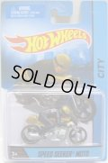 2014 MOTOR CYCLES 【SPEED SEEKER MOTO】 GOLD (2014 CARD)