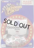 "2002 ACTION - NASCAR WINNER'S CIRCLE 【""#29 GM GOODWRENCH"" CHEVY MONTE CARLO】 WHITE (with 1/24 RACE HOOD)"