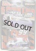 "2000 RACING CHAMPIONS - NASCAR 【""#99 EXIDE"" FORD TAURUS】 WHITE-BLUE-BLACK"