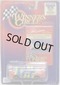 "1998 KENNER - NASCAR WINNER'S CIRCLE 【""#24 DU PONT"" CHEVY LUMINA】 RED-BLUE"