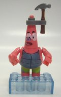 MEGA BLOKS - THE SPONGEBOB MOVIE SPONGE OUT OF WATER S2 【PATRICK STAR】 PINK