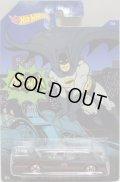 2015 WALMART EXCLUSIVE - BATMAN SERIES 【BATMAN: CLASSIC TV SERIES BATMOBILE】 FLAT BLACK/5SP