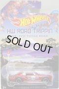 2015 WALMART EXCLUSIVE - HW ROAD TRIPPIN' 【NISSAN SKYLINE H/T 2000 GT-X(ハコスカ)】 MET.RED/MC5 (MT.FUJI)