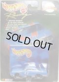 1999 HOT WHEELS RACING 【HALL OF FAME #43 TEAM PETTY '64 PLYMOUTH BELVEDERE】 LT.BLUE/RR