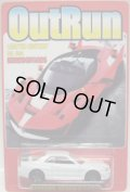 "SARA KUSTOM 【""OUT RUN"" NISSAN SKYLINE GT-R (R34) (カスタム完成品)】 WHITE/PR5(送料サービス適用外)"