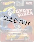 2016 POP CULTURE - MARVEL COMICS 【'55 CHEVY PANEL】 ORANGE/RR (GHOST RIDER)