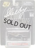 "SHELBY COLLECTIBLES  ""50TH ANNVERSARY""【1965 SHELBY GT350R】 BLACK/RR"