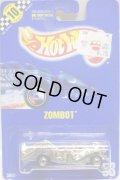 【ZOMBOT】 GOLD CHROME/HO