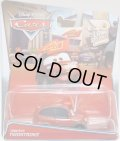 2016 DISNEY CARS 【TIMOTHY TWOSTROKE】 RED