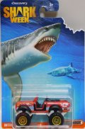 2016 DISCOVERY SHARK WEEK 【INTERNATIONAL SCOUT 4X4】 RED