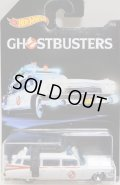 2016 WALMART EXCLUSIVE - GHOSTBUSTERS 【ECTO-1】 WHITE/5SP