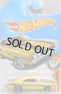 【'69 DODGE CHARGER 500】 YELLOW/MC5 (MOONEYES)