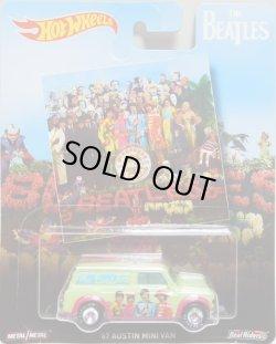 画像1: 2017 POP CULTURE - THE BEATLES 【'67 AUSTIN MINI VAN】 LT.YELLOWGREEN/RR (SGT.PEPPERS LONELY HEARTS CLUB BAND)